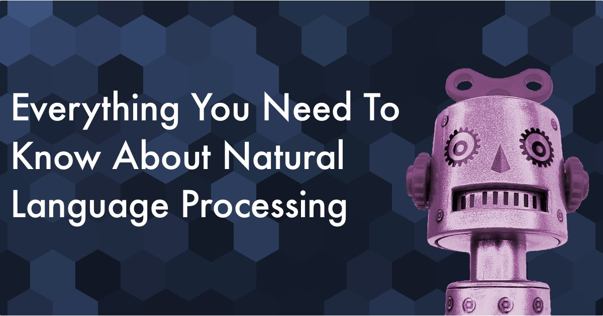 A Comprehensive Overview of Natural Language Processing by the Algorithmia team